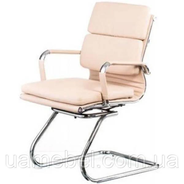 Кресло для конференций Solano 3 office artleather beige E5937
