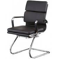 Конференционное кресло Solano 3 office artleather black E5920, фото 1