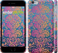 "Чехол на iPhone 6 Барокко хамелеон ""2020c-45"""