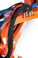 Мульчирователь KDL 180 STARK c гидравликой и с карданом(1.80 м, молотки, вертикальный подъем) (Литва), фото 3