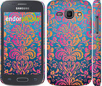 "Чехол на Samsung Galaxy Ace 3 Duos s7272 Барокко хамелеон ""2020c-33"""