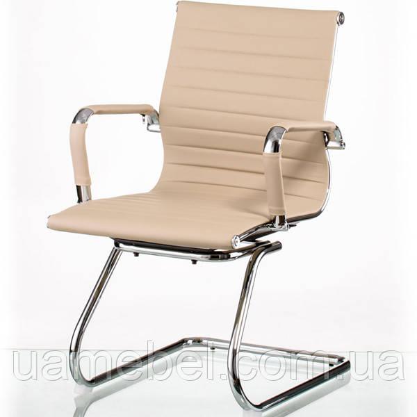 Кресло руководителя Solano artleather conference beige E5364