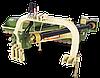 Мульчирователь KDL 140 Profi STARK c гидравликой (1.40 м. молотки, вертикальный подъем) (Литва), фото 2