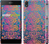 "Чехол на Sony Xperia Z2 D6502/D6503 Барокко хамелеон ""2020c-43"""