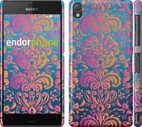 "Чехол на Sony Xperia Z3 dual D6633 Барокко хамелеон ""2020c-59"""