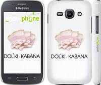 "Чехол на Samsung Galaxy Ace 3 Duos s7272 Дольки кабана ""662c-33"""