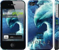 """Чехол на iPhone 4s Dota 2. Morphling """"627c-12"""""""