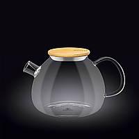 Заварочный чайник с фильтром Wilmax Thermo 1200мл 888824 / A