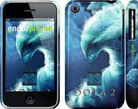 "Чехол на iPhone 3Gs Dota 2. Morphling ""627c-34"""