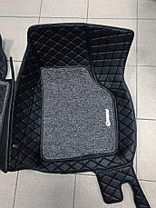 Комплект ковриков из экокожи для Volkswagen Passat B7, фото 3