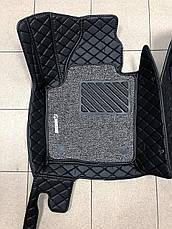 Комплект ковриков из экокожи для Volkswagen Passat B7, фото 2