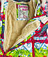 Комбинезон-трансформер для девочки со съемной подстежкой на овчине,  Garden baby. Размеры 68, 74, фото 3