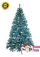 """Литая елка """"Премиум"""" (голубая) 3м, фото 1"""