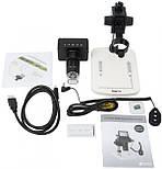 "Цифровой микроскоп Sigeta Superior 10-220x 2.4"" LCD 1080P HDMI/USB/TV, фото 4"