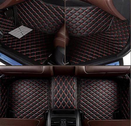 Коврики Комплект Салон Mercedes G class 2013-, фото 2