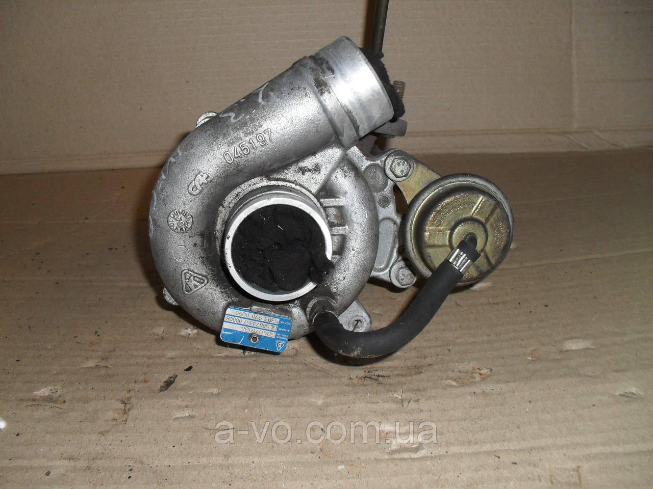 Турбина для Fiat Ducato 2 Iveco Daily 2.3JTD, 504070186