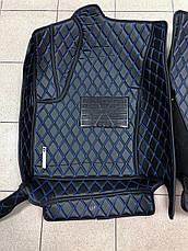 Комплект ковриков из экокожи для Toyota C-HR, фото 2
