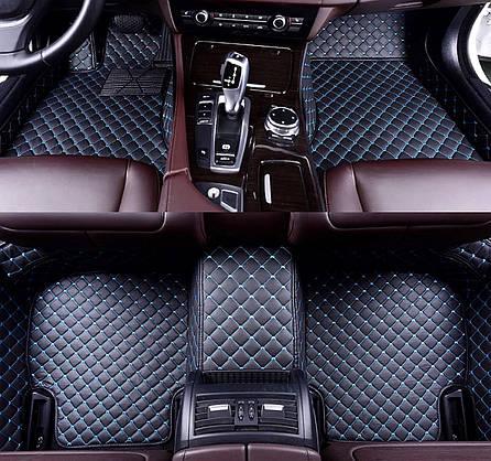 Коврики Комплект Салон Chevrolet Camaro, фото 2