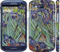 "Чехол на Samsung Galaxy S3 Duos I9300i Винсент Ван Гог. Ирисы ""161c-50"""