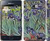 "Чехол на Samsung Galaxy S2 i9100 Винсент Ван Гог. Ирисы ""161c-14"""