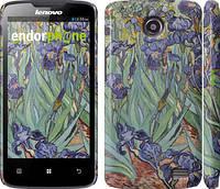 """Чехол на Lenovo A820 Винсент Ван Гог. Ирисы """"161c-68"""""""