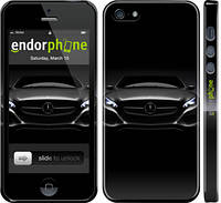 "Чехол на iPhone 5 Mercedes Benz 3 ""976c-18"""