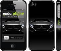 """Чехол на iPhone 4s Mercedes Benz 3 """"976c-12"""""""