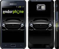 """Чехол на Samsung Galaxy S2 i9100 Mercedes Benz 3 """"976c-14"""""""