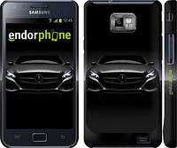 "Чехол на Samsung Galaxy S2 Plus i9105 Mercedes Benz 3 ""976c-71"""