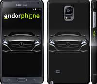 """Чехол на Samsung Galaxy Note 4 N910H Mercedes Benz 3 """"976c-64"""""""