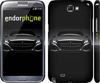 "Чехол на Samsung Galaxy Note 2 N7100 Mercedes Benz 3 ""976c-17"""