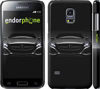 """Чехол на Samsung Galaxy S5 mini G800H Mercedes Benz 3 """"976c-44"""""""