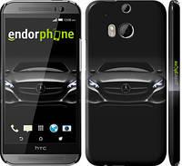 "Чехол на HTC One M8 Mercedes Benz 3 ""976c-30"""