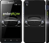 """Чехол на Lenovo S850 Mercedes Benz 3 """"976c-78"""""""