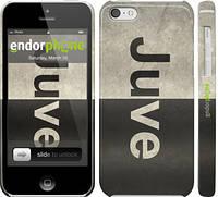 """Чехол на iPhone 5c Ювентус """"2778c-23"""""""