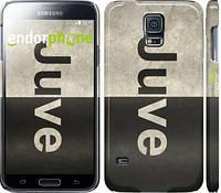 "Чехол на Samsung Galaxy S5 Duos SM G900FD Ювентус ""2778c-62"""