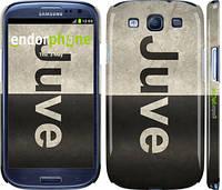 "Чехол на Samsung Galaxy S3 Duos I9300i Ювентус ""2778c-50"""