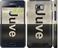 "Чехол на Samsung Galaxy S2 i9100 Ювентус ""2778c-14"""
