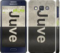 """Чехол на Samsung Galaxy A3 A300H Ювентус """"2778c-72"""""""