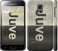 "Чехол на Samsung Galaxy S5 mini G800H Ювентус ""2778c-44"""