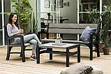 Набор садовой мебели Montero Set из искусственного ротанга ( Allibert by Keter ), фото 7