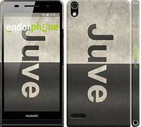 """Чехол на Huawei Ascend P6 Ювентус """"2778c-39"""""""