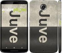 """Чехол на Motorola Nexus 6 Ювентус """"2778c-67"""""""
