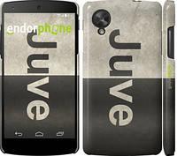 """Чехол на LG Nexus 5 Ювентус """"2778c-57"""""""
