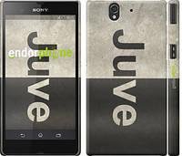 """Чехол на Sony Xperia Z C6602 Ювентус """"2778c-40"""""""