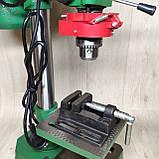 Свердлильний верстат Craft-Tec PXDP-16 Патрон 650Вт, фото 5