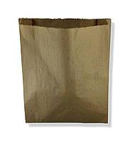 Пакет бумажный 25см  32см коричневый 1000 шт