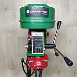 Свердлильний верстат Craft-Tec PXDP-16 Патрон 650Вт, фото 8