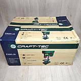 Свердлильний верстат Craft-Tec PXDP-16 Патрон 650Вт, фото 9