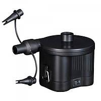 Насос электрический на батарейках для накачивания надувного бассейна, матраса, лодки Bestway (62038)